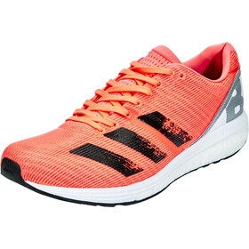 adidas Adizero Boston 8 Shoes Men, signal coral/core black/footwear white